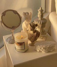 Cream Aesthetic, Aesthetic Room Decor, Room Ideas Bedroom, Bedroom Decor, Korean Bedroom Ideas, Teen Bedroom, Dream Rooms, My New Room, Room Inspiration
