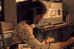 Jimmy Page, the producer