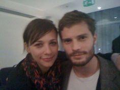 Jamie Dornan Life: New/Old Picture of Jamie with Rashida Jones (2010)...