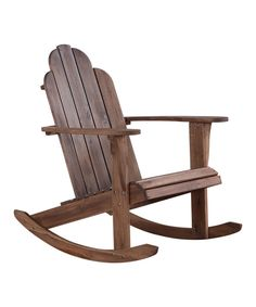 rocking chairs target easy diy chair cushions outdoor threshold steel black espresso linon home woodstock