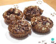 Aprenda a preparar Muffin de cacau e aveia fit com esta excelente e fácil receita. Quando estamos fazendo dieta é especialmente difícil renunciar a bolos e bolinhos, não é mesmo? A...