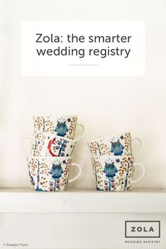 Discover the smarter wedding registry that will let you enjoy each other instead of worrying about logistics. Register for the gifts, experiences & cash funds you want on Zola.