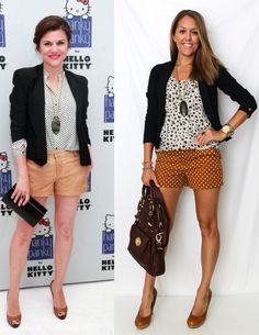 J's Everyday Fashion: Cute website where the blogger remakes outfits into her own everyday style