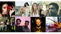 50 New Artists from soundcloud & bandcamp 2014