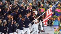 Olympia 2016 Delegation USA