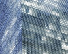 idea of irregular rectangles as a skin - some just frame cuts on aluminum as screens, some opaque natural stone, some lighting fixtures.  keep it simple with operable windows like jalousies or awnings inside/ underneath  ~vincent van duysen tower in beirut