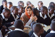 Рассказываем, как пакистанская девочка получила главную премию мира, и кто ей в этом помог