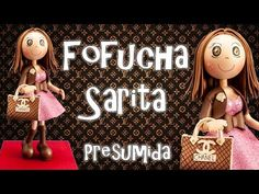 FOFUCHA SARITA PRESUMIDA - GOMA EVA -FOAMY - YouTube