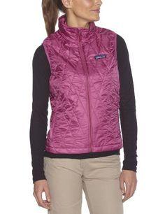 Intéressé(e) par les vêtements de randonnée ? Profitez de nos promotions femme de -20% à -50%*. Visitez également notre boutique Randonnée et Camping.  Patagonia WS Nano Puff Vest Gilet femme Patagonia, http://www.amazon.fr/dp/B004HHOEE0/ref=cm_sw_r_pi_dp_jzqDrb1A11WW0