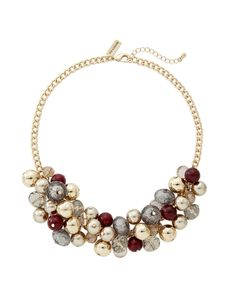 Mixed Bauble Necklace