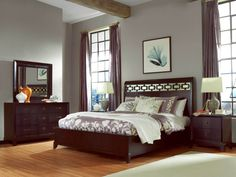 30 Inspiration Picture of Dark Bedroom Furniture . Dark Bedroom Furniture Bedroom Ideas With Dark Furniture Teailu Best Dark Furniture Bedroom Furniture, Dark Bedroom Furniture, Brown Furniture Bedroom, Brown Furniture, Dark Wood Bedroom, Bedroom Design, King Bedroom Sets, Wood Bedroom, Dark Furniture
