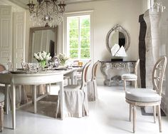 Tara Shaw has mastered the art of creating elegant, timeless interiors by liberally employing whites and soft neutrals from floor to ceiling, layering in texture via period pieces and fabrics in similarly fresh tones. Here, the New Orleans-based interior designer and creative force behind Tara Shaw Antiques and Tara Shaw Maison discusses her approach to …