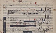Sound artist Susan Philipsz puts the FBI under surveillance