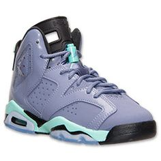 92b3fad39294 Girls  Grade School Air Jordan Retro 6 Basketball Shoes