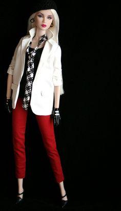 barbie doll clothes. Royalty Fashion..40....6