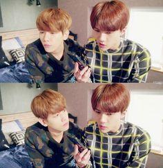 Baekhyun and Sehun // EXO Next Door