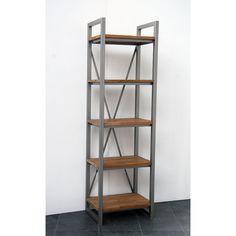 Boekenkast Smal showroom model