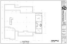European House Plan with Optional Finished Lower Level - French Country House Plans, Acadian House Plans, Modern Farmhouse Plans, Ranch House Plans, Craftsman House Plans, Dream House Plans, Small House Plans, House Floor Plans, Craftsman Cottage