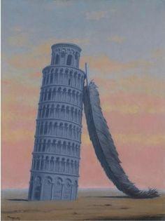 Souvenir de Voyage by Rene Magritte (1952)