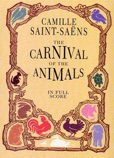 RZ100 Cuentos de boca: Música para niños. El Carnaval de los animales, de...