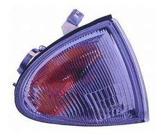 1997 Honda Del Sol Right Passenger Side Front Signal Light Assembly Ho2531124
