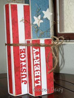 Flag Firecrackers | Oopsey Daisy