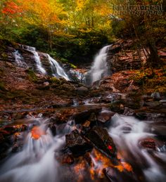 I'm back from Norway and just trying to catch up with jet lag sleep.. it is always nice to be back home.. This is an image from my trip last fall to Tennessee to shoot fall colors...  Thanks for looking - it is very much appreciated !