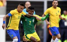 Neymar intentó en todo momento, pero el arquero evitó que se vistiera de héroe.