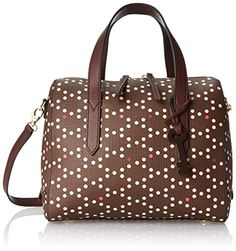 Fossil Sydney Satchel, Cordovan, One Size Fossil http://couponthree.com/amazon-coupon-code.html
