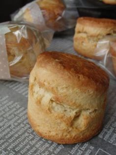 「ふんわり香るメイプルスコーン」あやま | お菓子・パンのレシピや作り方【corecle*コレクル】