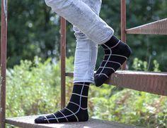 Men's 5-pair Patterned Socks