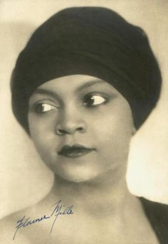 vintage african american flapper photos | Florence Mills - a photo on Flickriver