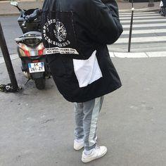 Liam Hodges bomber Cottweiler pants Nike