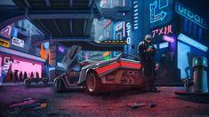 Wallpaper 4k Cyberpunk 2077 Fan Art Wallpaper