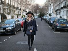 WHAT I WORE TO LONDON FASHION WEEK - www.andreaclare.ca