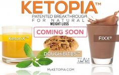 Ketopia will be available MONDAY!!!