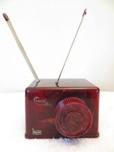 Essay on radio's in the 1950's?