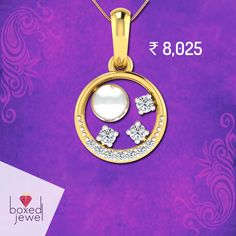 Avouch Predicate Moon #Pendant for the Bright and Shining! get it here http://ow.ly/Colt3040AXc #jewellery #ecommerce #shopping #online #fashion