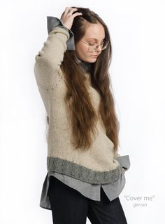 Mette Møller designs simple, feminine clothes for the practical and beautiful woman of today. Simple Designs, Beautiful Women, Feminine, Turtle Neck, Style Inspiration, Pullover, Sweaters, Summer, Clothes