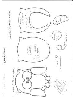 moldes-chaveiros-de-feltro-8.jpg (612×842)