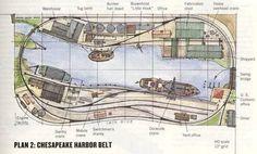 Chesapeake Harbor Belt by Iain Rice