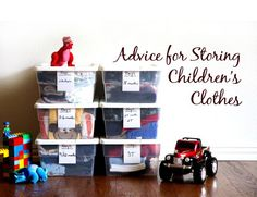 How to Simplify Children's Clothes Storage and other home simplification tips – Babykleidung & Kinderkleidung & Kindermode Kids Clothes Storage, Kids Clothes Organization, Storing Baby Clothes, Baby Clothes Shops, Organization Ideas, Small Storage, Organizer, Getting Organized, Baby Kids
