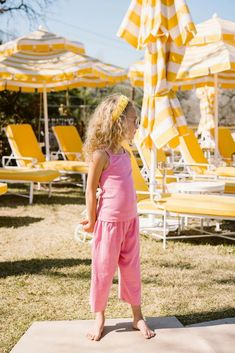 La Paloma Sleep and Loungwear for Kid's- Girl's Ribbed Knit Cotton Lounge Set in Bubblegum Spandex Fabric, Cotton Spandex, Best Pajamas, Bubblegum Pink, Cool Kids, Boy Outfits, Lounge Wear, Kids Fashion, Style Inspiration