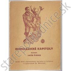 Horolezecké kapitoly, Jožo Šimko