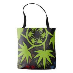 Hoja colores arcoiris vectorial de planta.Plant. Regalos, Gifts. #bolso #bag