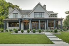 42 most popular modern dream house exterior design ideas House design, Dream House Exterior, Dream House Plans, House Ideas Exterior, Black Trim Exterior House, Colonial House Exteriors, Mountain Home Exterior, Stone Exterior Houses, Cafe Exterior, Luxury Homes Exterior
