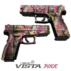 I freaking want one! Hunting Camouflage, Hunting Guns, Hunting Stuff, Pink Camouflage, Archery Hunting, Camo Guns, Pink Guns, Big Girl Toys, Country Girls Outfits