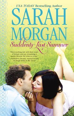 Review and Giveaway: Suddenly Last Summer by Sarah Morgan (and an exclusive interview!) | Daily Mayo