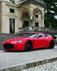 Aston Martin V12 Vantage, Zagato