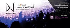 #Bangalore - Are you Ready for the 12 hours, Non-Stop Music of #DJamathon?? It unfolds on the 6th of Sept,2015 from 12Noon to Midnight, at Royal Orchid Hotel ( Old Airport Road)! stay tuned and Grab your tickets at : http://goo.gl/Ypvm2R #MeraEvents #HipHop #Music